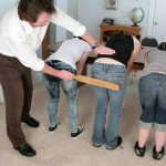 school corporal punishment in progress
