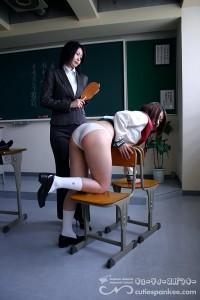 Japanese school corporal punishment