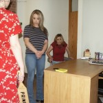 two girls paddled by the principal in high school 10