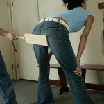 teen school corporal punishment