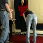 real corporal punishment video