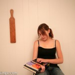 high school girl paddled by a teacher hard 1