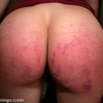 school corporal punishment paddling bruised bottoms 11