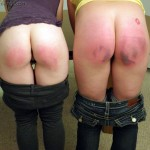 school corporal punishment paddling picture