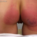 results high school girl presenting her bottom to be paddled corporal punishment 1