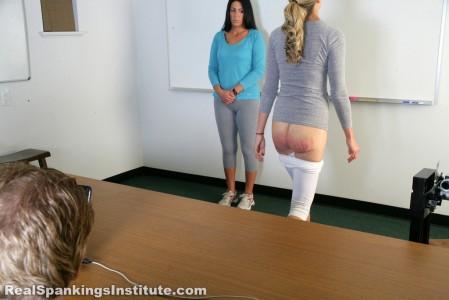 realspankingsinstitute.com school paddling videos 10