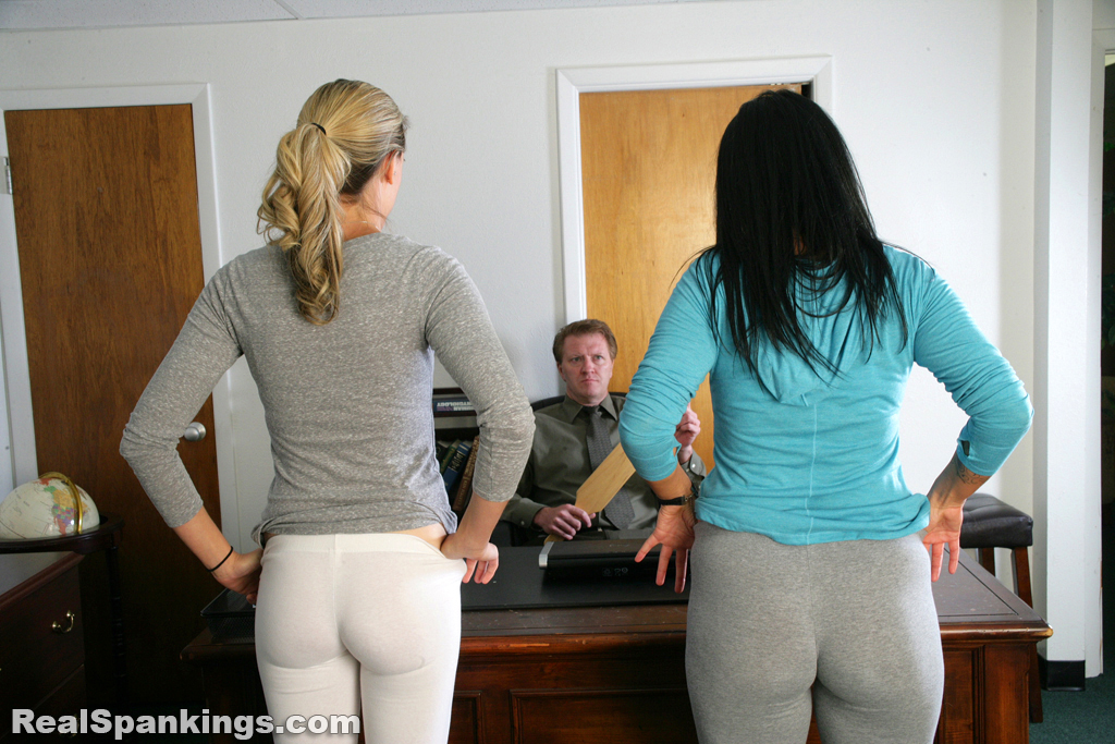 image Four girl school corporal punishment